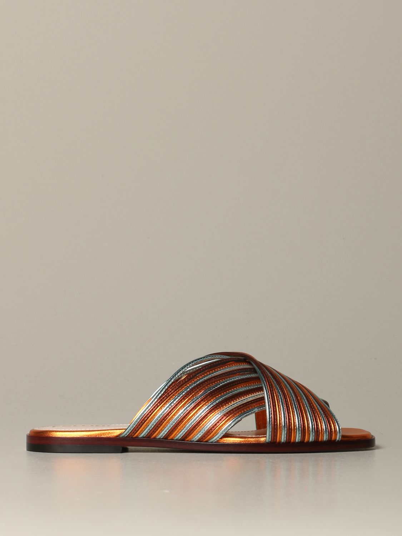 Обувь без каблука Женское Pollini черный 1