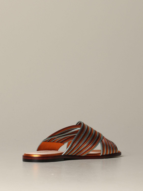 Обувь без каблука Женское Pollini черный 3