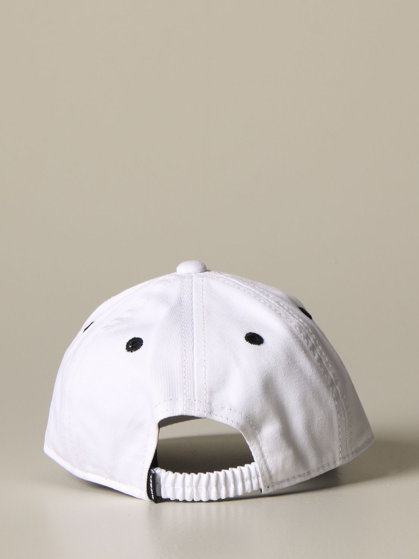 Cappello bambino Diesel: Cappello Diesel con logo bianco 3