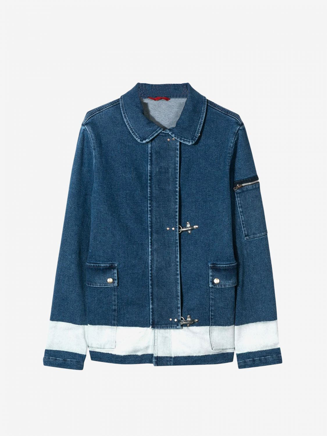 Jacket kids Fay denim 1