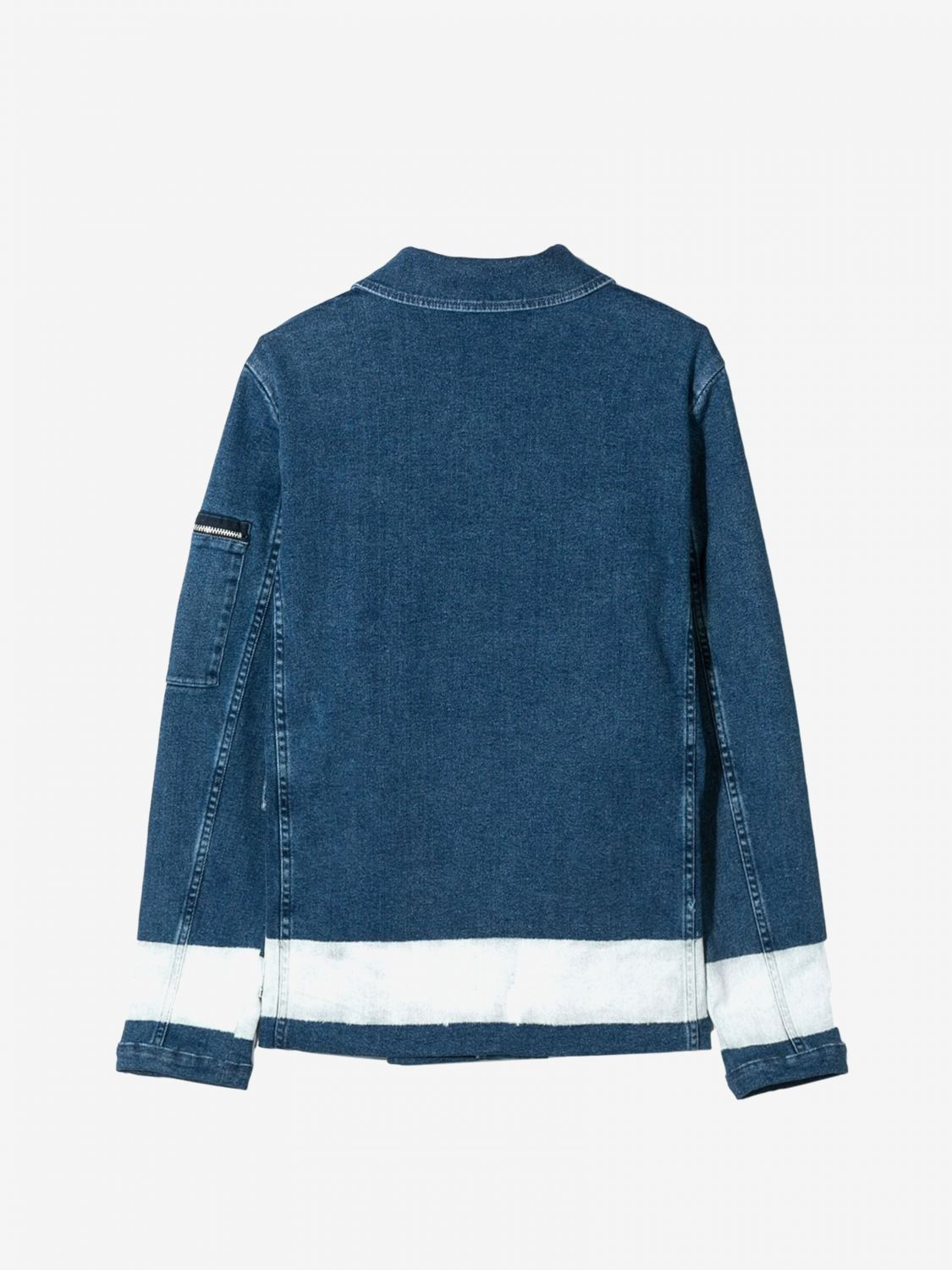 Jacket kids Fay denim 2