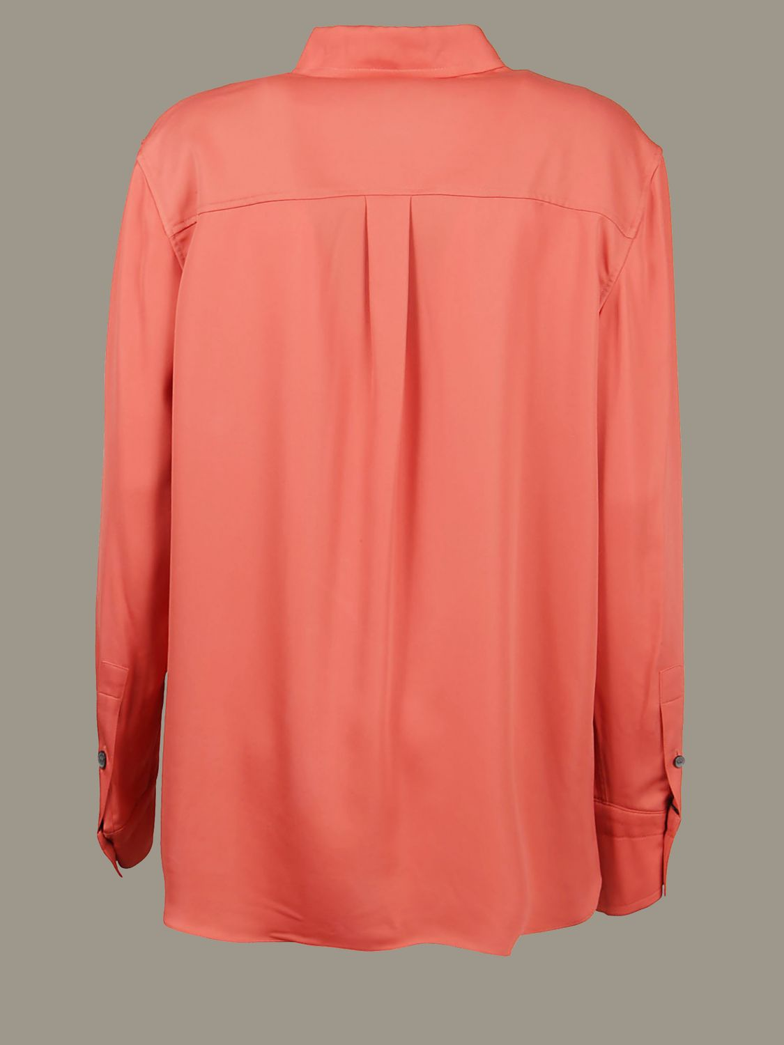 Shirt Calvin Klein: Shirt women Calvin Klein orange 2
