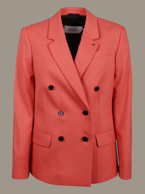 Jacket Calvin Klein: Jacket women Calvin Klein orange 1