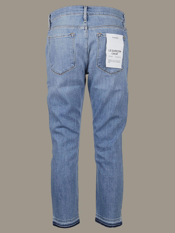 牛仔裤 Frame: 牛仔裤 女士 Frame 牛仔布 2