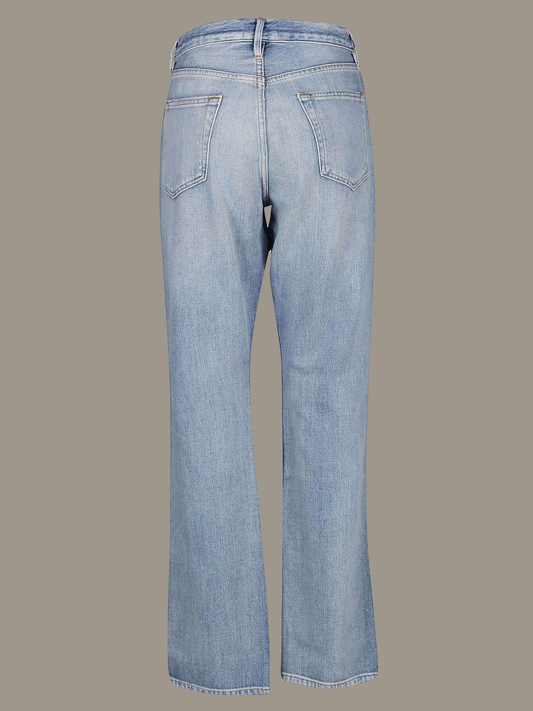 牛仔裤 女士 Frame 牛仔布 2