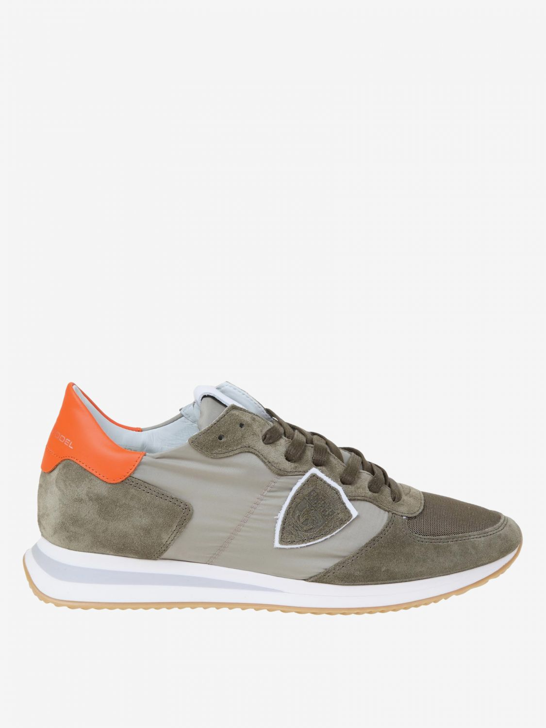 Trainers men Philippe Model military 1