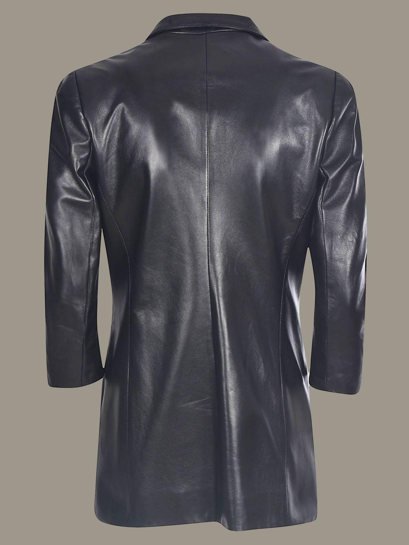 Jacket Simonetta Ravizza: Jacket women Simonetta Ravizza black 2