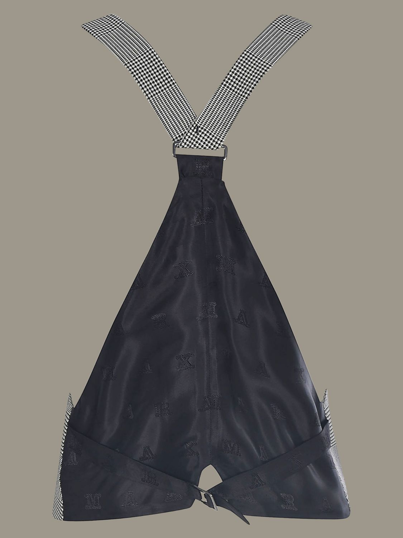 Waistcoat women Max Mara grey 2