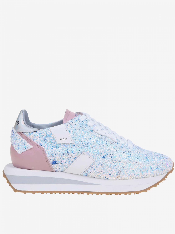 Sneakers Ghoud: Sneakers damen Ghoud himmelblau 1