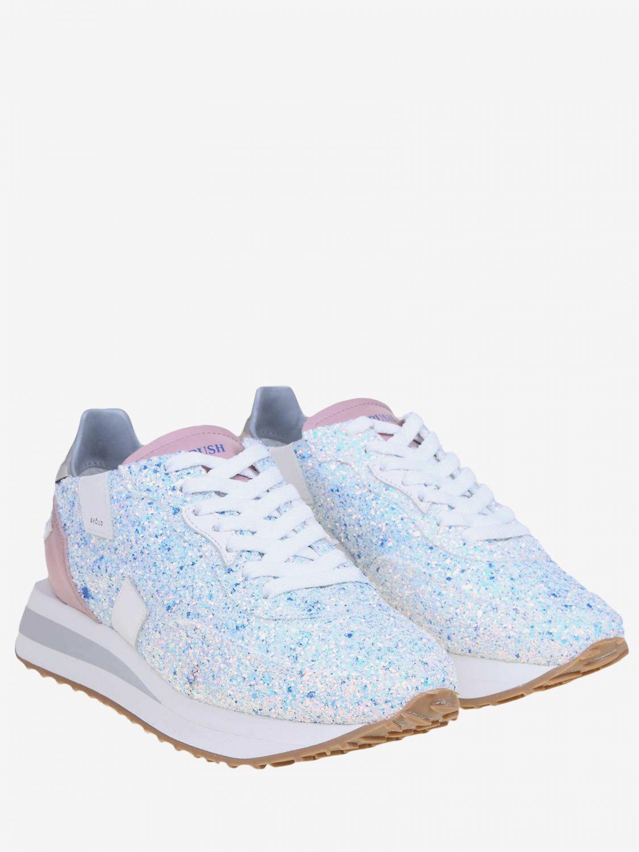 Sneakers Ghoud: Sneakers damen Ghoud himmelblau 2
