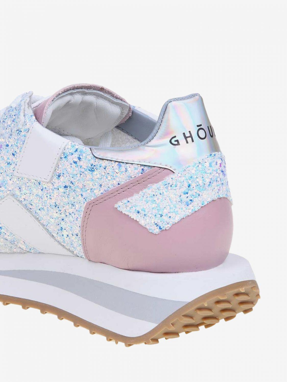 Sneakers Ghoud: Sneakers damen Ghoud himmelblau 4