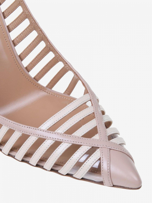 High heel shoes Aquazzura: High heel shoes women Aquazzura nude 5
