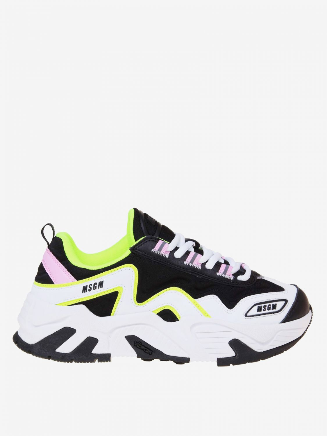 Sneakers Msgm 2841MDS700140 Giglio EN