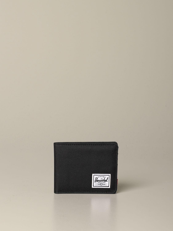 Portefeuille homme Herschel Supply Co. noir 1