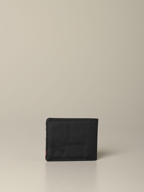 Portefeuille homme Herschel Supply Co. noir 3