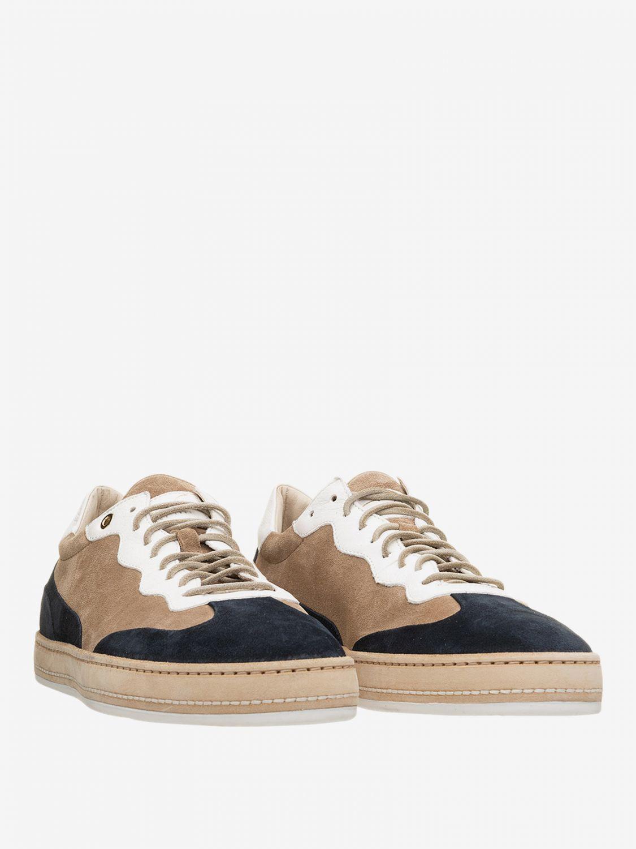 Sneakers Corvari: Sneakers herren Corvari blau 2