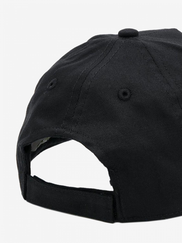 Hut mädchen kinder Kenzo Junior schwarz 2
