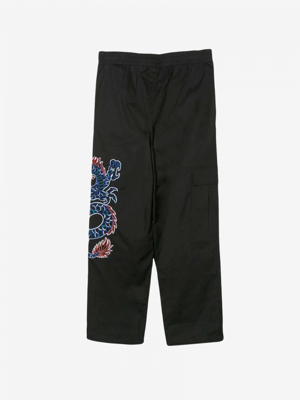 Kenzo Junior jogging trousers black 2