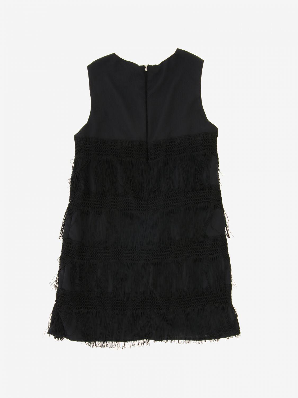 Dress Alberta Ferretti Junior: Dress kids Alberta Ferretti Junior black 2