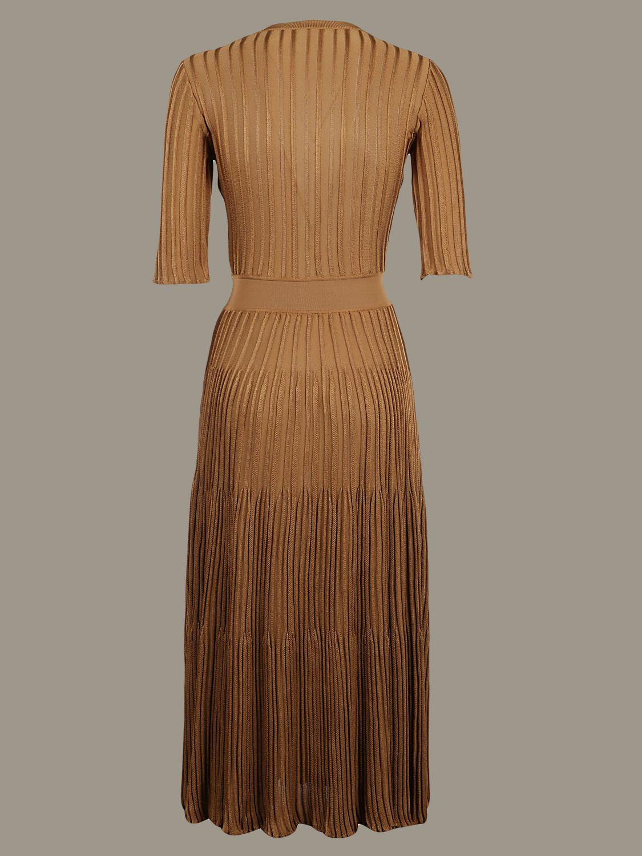 Dress Casasola: Dress women Casasola copper red 2
