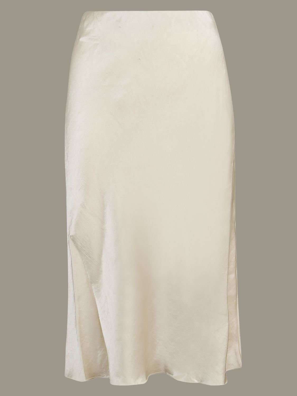 半身裙 女士 Nanushka 黄色 1