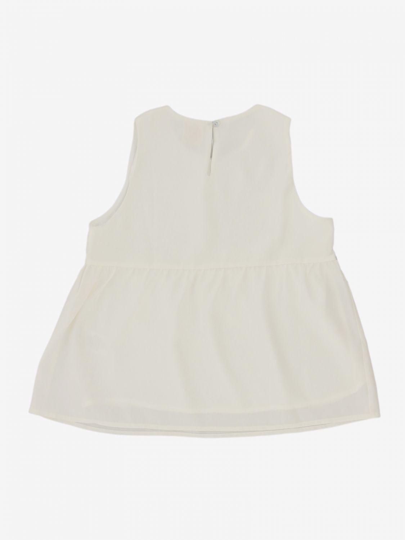 T-shirt Caffe' D'orzo: T-shirt bambino Caffe' D'orzo bianco 2