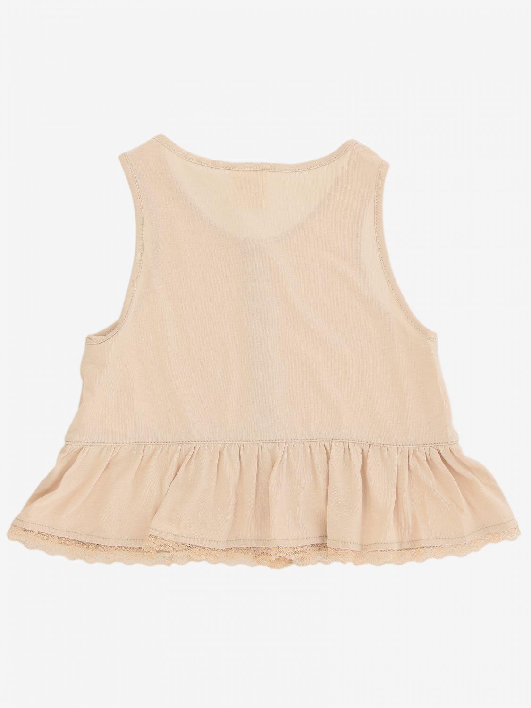 T-shirt Caffe' D'orzo: T-shirt bambino Caffe' D'orzo rosa 2