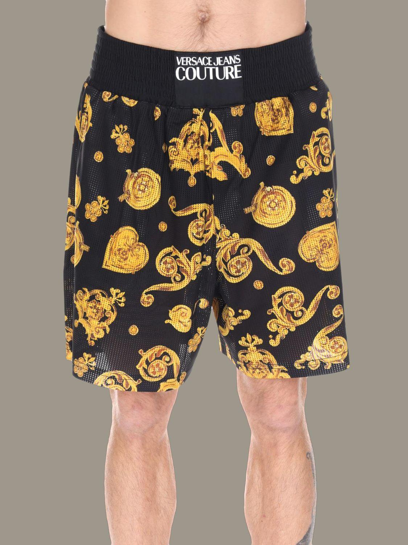 Pantalones Cortos Hombre Versace Jeans Pantalones Cortos Versace Jeans Hombre Negro Pantalones Cortos Versace Jeans A4gvb129s0773 Giglio Es