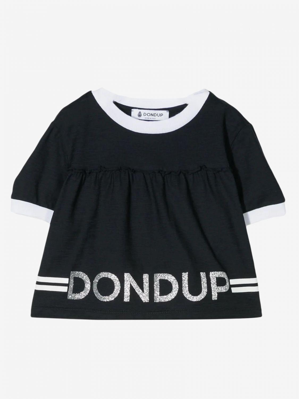 Maglia Dondup: Maglia Dondup con logo bianco 1