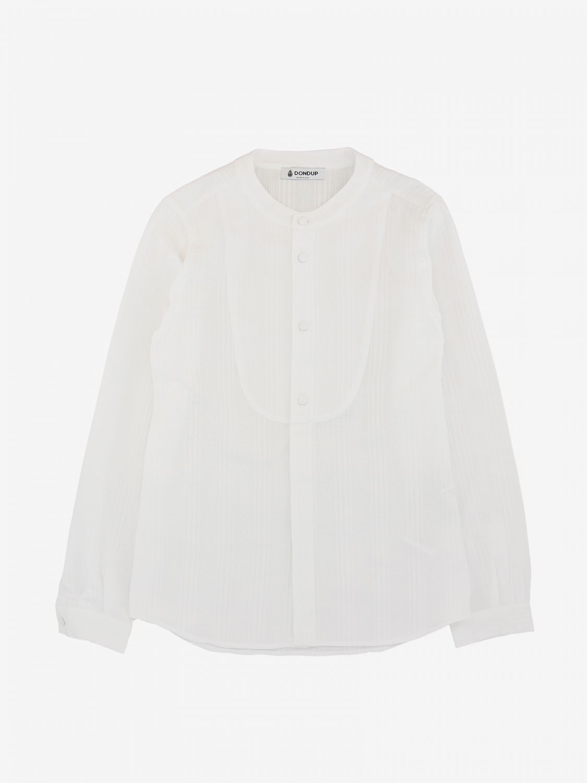 Shirt Dondup: Shirt kids Dondup white 1