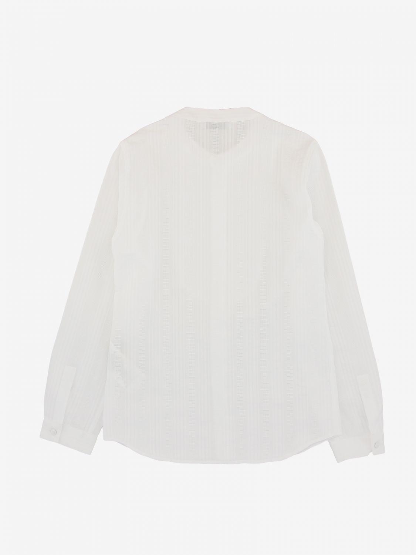Shirt Dondup: Shirt kids Dondup white 2