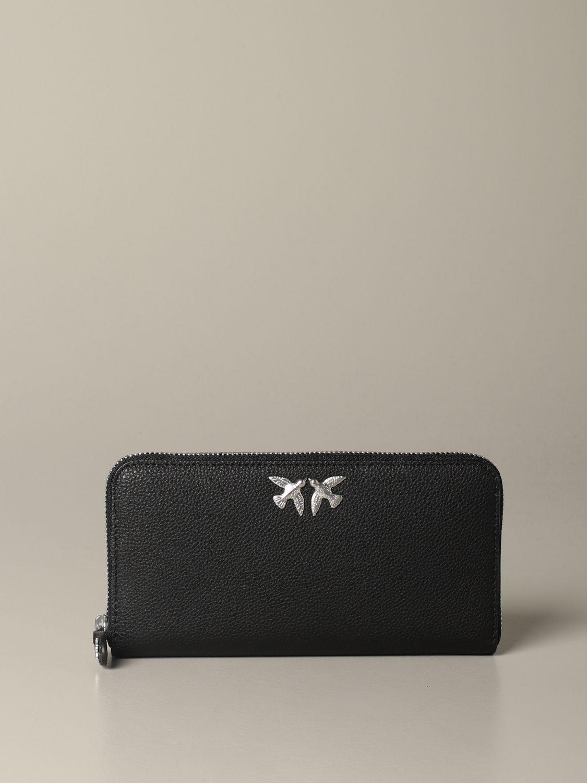 Wallet women Pinko black 1