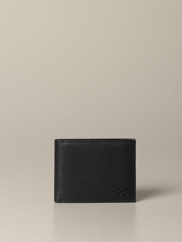 Portefeuille homme Calvin Klein noir 1