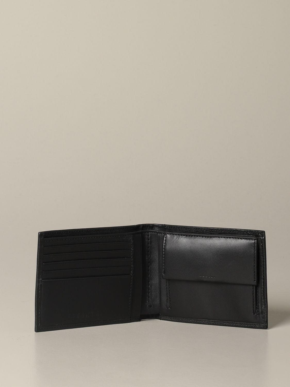 Portefeuille homme Calvin Klein noir 2