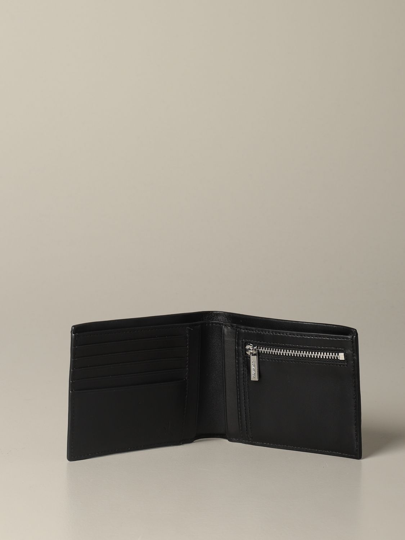 Portmonnaie herren Calvin Klein schwarz 2