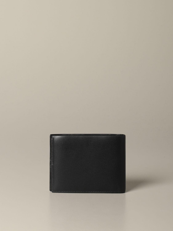 Portmonnaie herren Calvin Klein schwarz 3