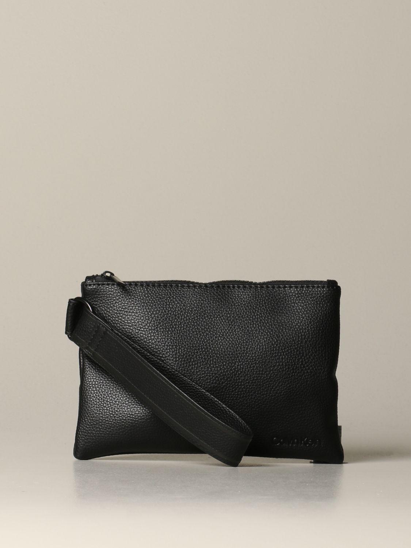 Bolso hombre Calvin Klein negro 1