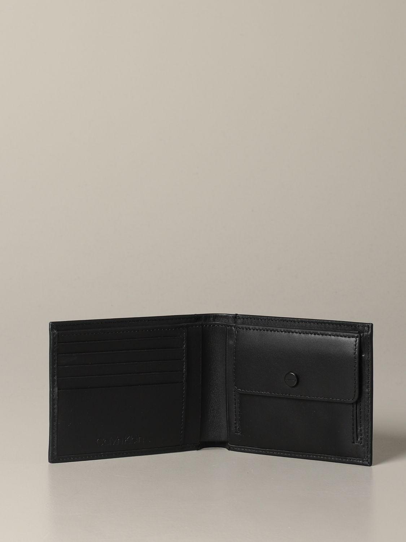 钱包 男士 Calvin Klein 黑色 2