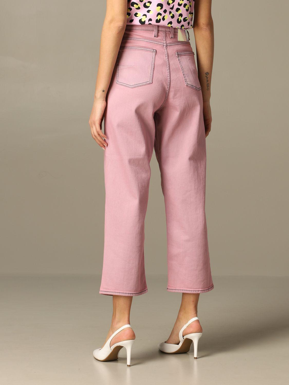 牛仔裤 女士 Love Moschino 粉色 2