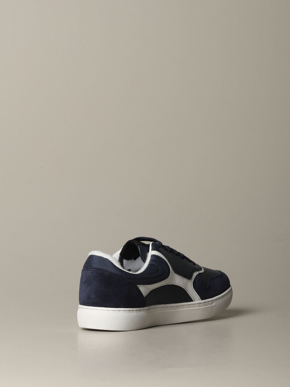 Sneakers Emporio Armani: Sneakers men Emporio Armani blue 3