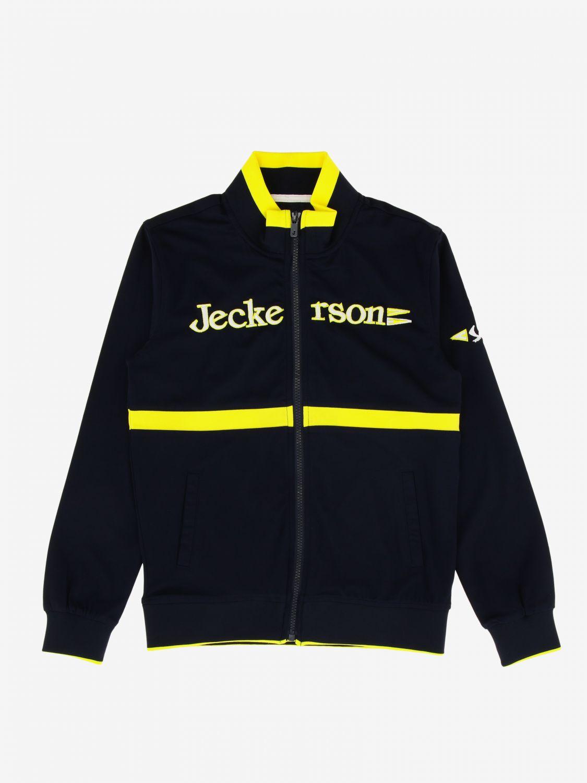 Pullover kinder Jeckerson gelb 1