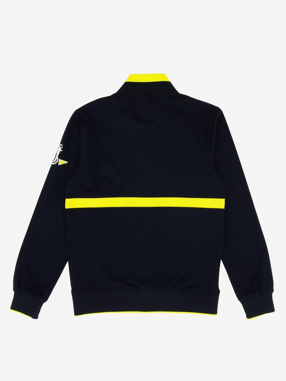 Pullover kinder Jeckerson gelb 2