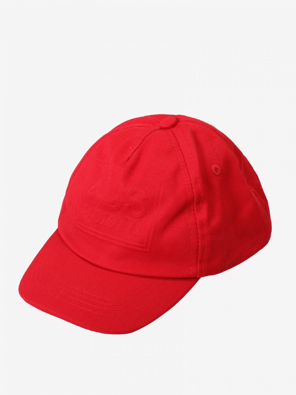 Cappello bambino Paciotti: Cappello bambino bambino Paciotti rosso 1