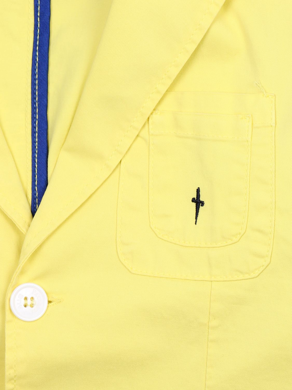 Giacca Paciotti: Giacca bambino Paciotti giallo 3