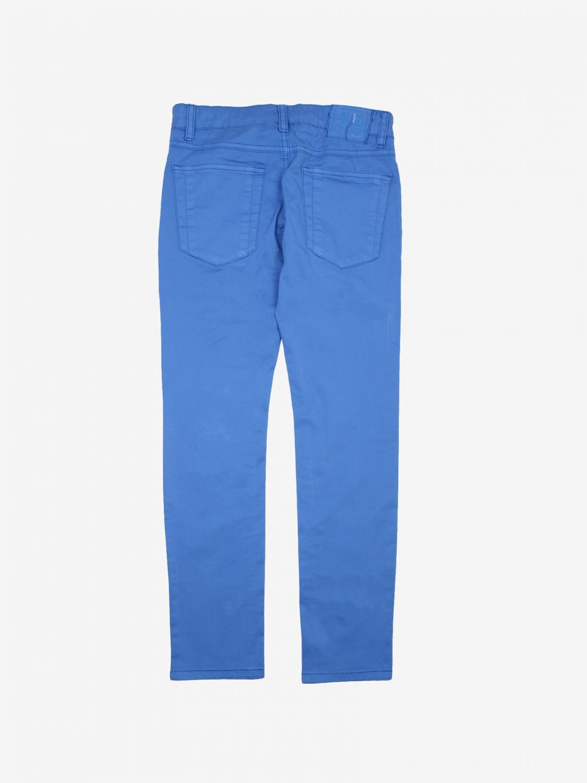 Pantalone Paciotti: Pantalone bambino Paciotti azzurro 2