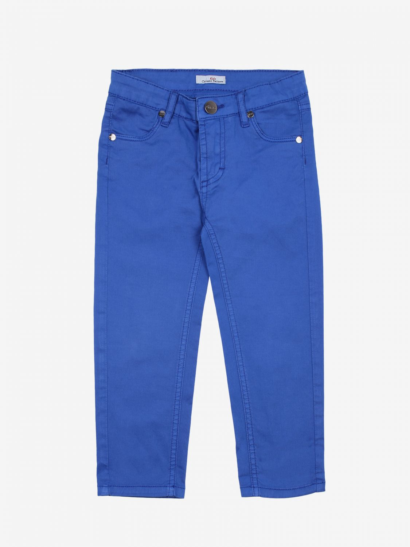 Pantalone Paciotti: Pantalone bambino Paciotti blue 1