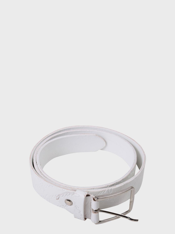 Cintura Paciotti: Cintura bambino Paciotti bianco 3