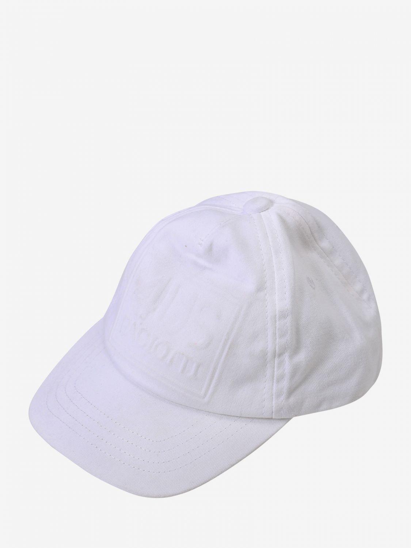 Cappello bambino Paciotti: Cappello bambino bambino Paciotti bianco 1