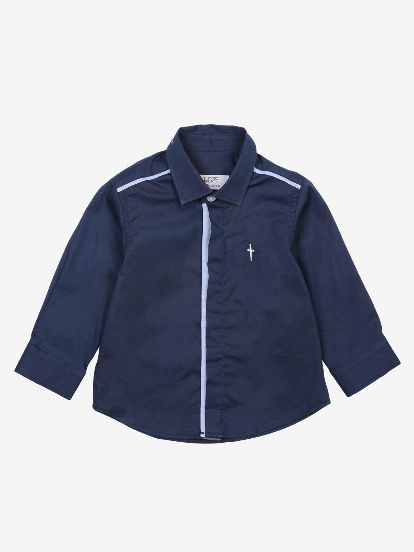 Camicia Paciotti: Camicia bambino Paciotti blue 1