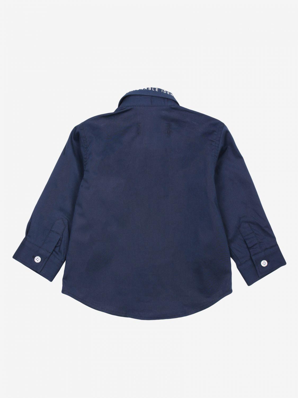 Camicia Paciotti: Camicia bambino Paciotti blue 2